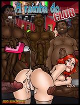 A Rainha Do Club Title Image