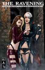 The Ravening 01 Title Image