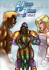 Hero Tales Arctic Heat Brolics Eleven Title Image