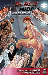 Biochem Menace (The Avengers) Title Image