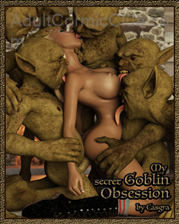 My Secret Goblin Obsession Title Image