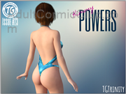 Kimmy Powers Title Image