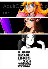 Super Smash Bros 1 Title Image