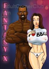 Fantasy X Title Image