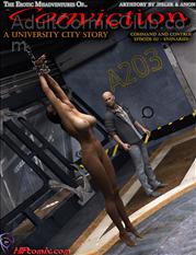 Conviction Episode 02 Title Image