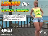 Tropical Paradise 1 Title Image
