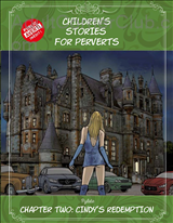 Childrens Stories For Perverts Chapter Two Cinderella Title Image