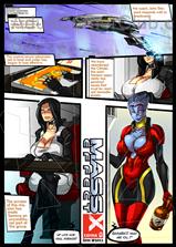 Mass Effect X Title Image