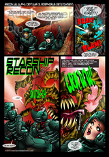 Starship Recon Title Image