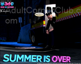 Summer Is Over Title Image