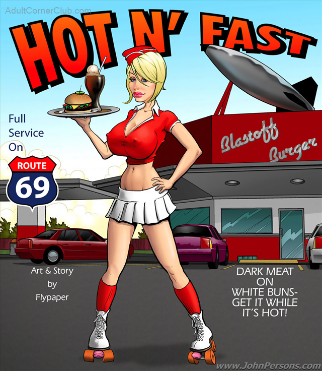 Hot N' Fast Title Image