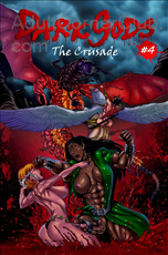 Dark Gods 04 The Crusade Title Image