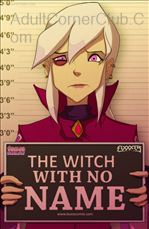 The Witch With No Name Title Image