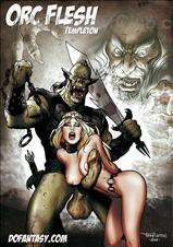 Fansadox Collection 111 Orc Flesh Title Image