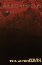 Warlord Of Mars 05 Dejah Thoris Title Image