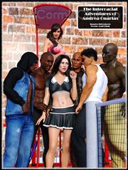 The Interracial Adventures Of Andrea Cuartas 1 Title Image