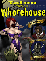 Tales From The Whorehouse Title Image