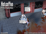 Hot Coffee A Tantric Vengence Story Title Image