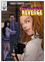Schoolgirls Revenge 06 Title Image