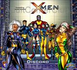 X Men Discord Title Image