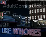 Like Whores Title Image