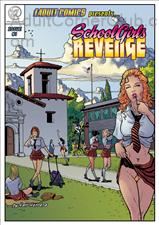 Schoolgirls Revenge 01 Title Image