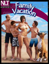 Family Vacation Title Image