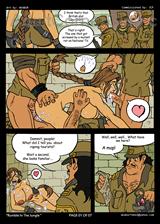 Lara Croft Rumble In The Jungle Title Image