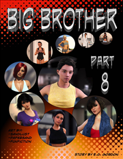 Big Brother 08 Title Image