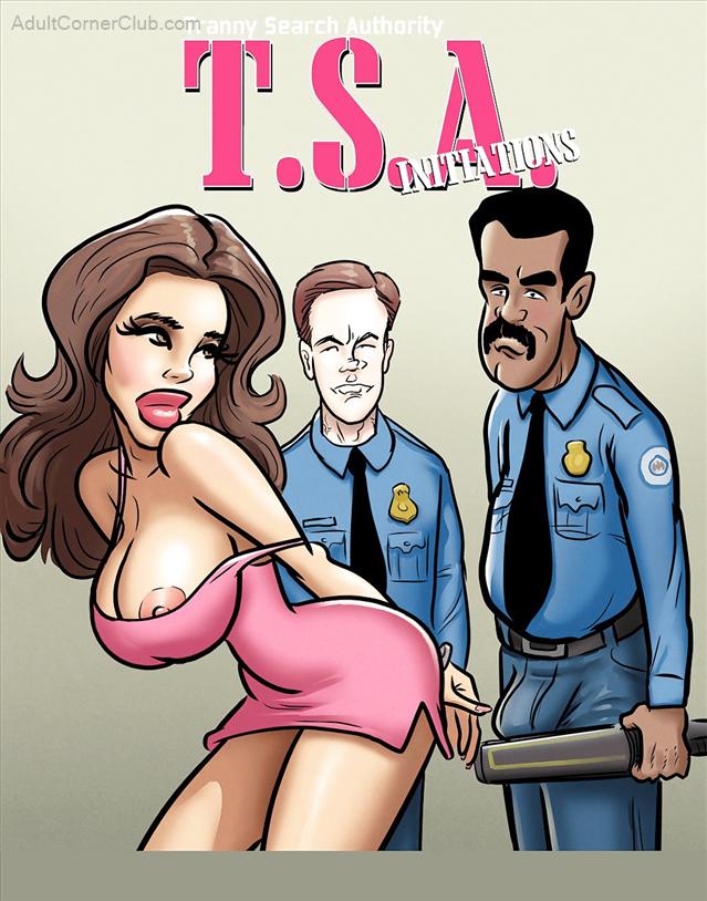 TSA (Tranny Search Authority) Initiations Title Image