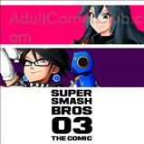 Super Smash Bros 3 Title Image