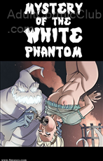 Mystery Of The White Phantom Title Image