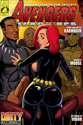 Avengers Black Ops Title Image