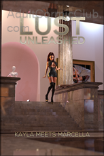 Lust Unleashed   Kayla Meets Marcella Title Image