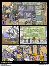 Croft Raider Part 2 Title Image