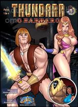 Thundarr The Barbarian 01  Title Image
