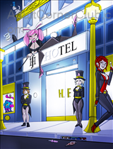 HF Hotel Title Image