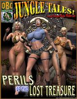 Jungle Tales   Perils Of The Lost Treasure Title Image