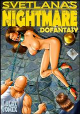 Fansadox Collection 158 Svetlana's Nightmare Title Image
