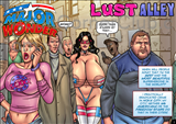 Lust Alley Title Image