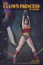 The Clown Princess Of Crime Title Image