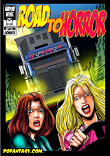 Fansadox Collection 108 Road To Horror Title Image