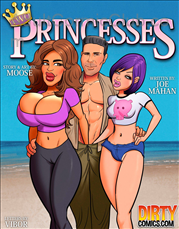 Two Princesses Title Image