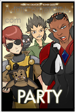 The Party 5 Title Image