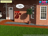 The Tan 8 Ongoing Title Image