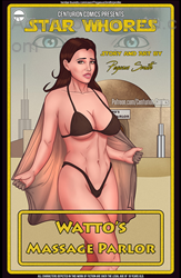 Watto's Massage Parlor Title Image
