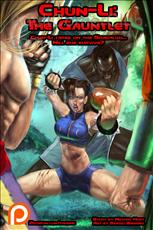 Chun Li  The Gauntlet Title Image