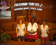 Freshman Year Vol 2 Title Image