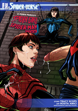 Mayday Spidey Title Image