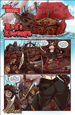 Red's Revenge Title Image